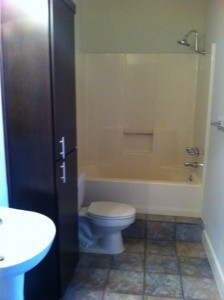 Elm St Bathroom
