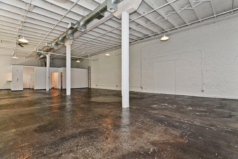 Live Work Lofts In Deep Ellum