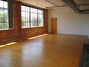 Expansive Warehouse Loft