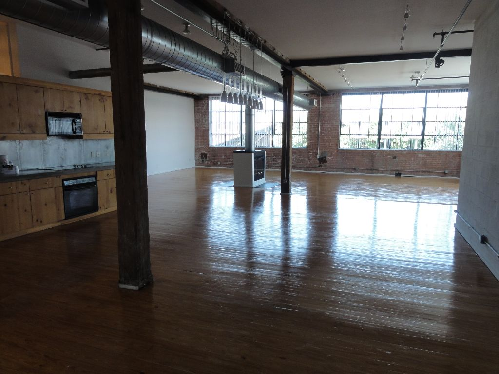 Deep Ellum Warehouse Lofts Corner Unit Available Now
