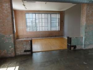 Concrete and Hardwood Floors