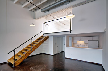 Dallas Live Work Lofts w. Storefront | Deep Ellum