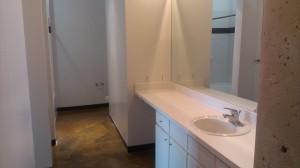 Over-sized Bathroom