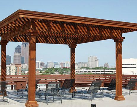 Historic Deep Ellum Lofts – Rooftop Deck, Art Gallery Entry