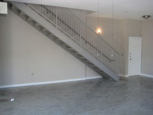Stairway to Upstairs Living