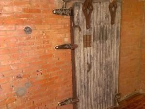 Original Sliding Metal Door