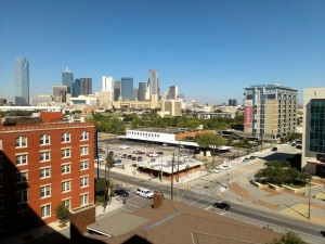 Downtown View From Loft