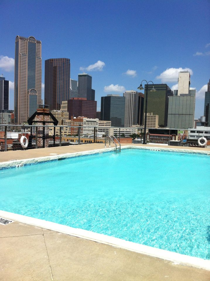 Lofts Near Downtown Dallas, Farmers Market & Deep Ellum