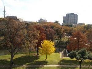 Uptown Dallas Turtle Creek Park