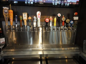 15 Beers on Tap