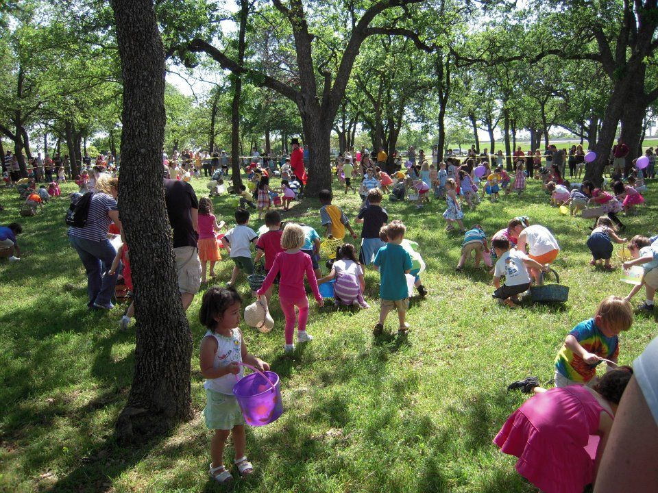 Best Easter Egg Hunts in Dallas
