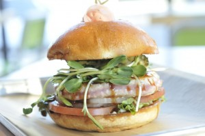 Hopdoddy Ahi Tuna Burger