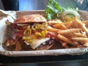 Twisted Root Burger