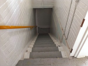 Stairs to the Dungeon