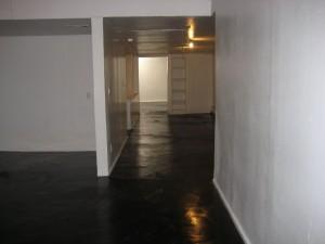 Hallway to Kitchen/Bedroom