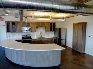 Suite 200 - Kitchen