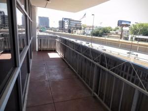 Suite 200 - Balcony