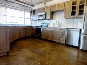 Suite 200 - Kitchen Cabinets