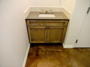 Suite 200 - Bathroom Sink