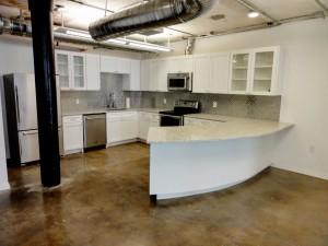 Suite 250 - Modern Kitchen