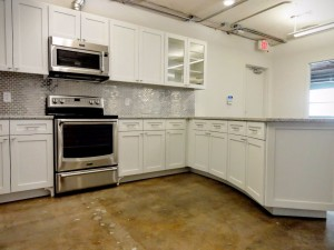 Suite 250 - White Cabinets