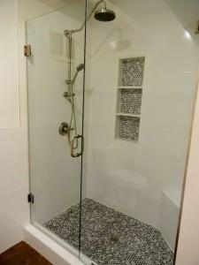 Suite 250 - Showers