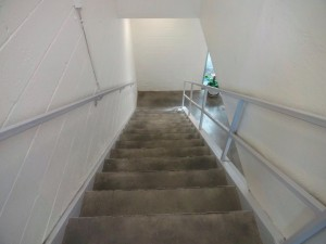 Suite 200 & 250 -Stairs