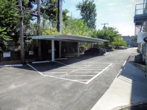Suite 200 & 250 - Guest Parking