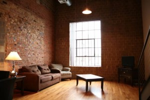 Unit #201 - Exposed Brick