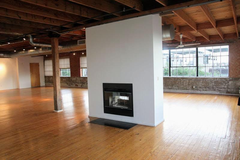 Exposed Brick | Corner Unit | Fireplace