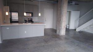 Concrete Floors & Columns