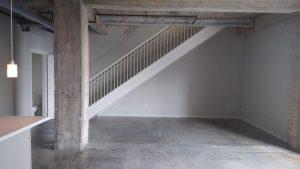 Split-level Loft