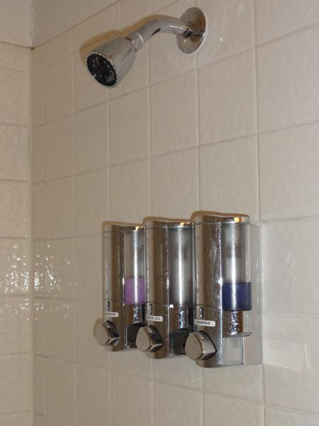 Shower Amenities