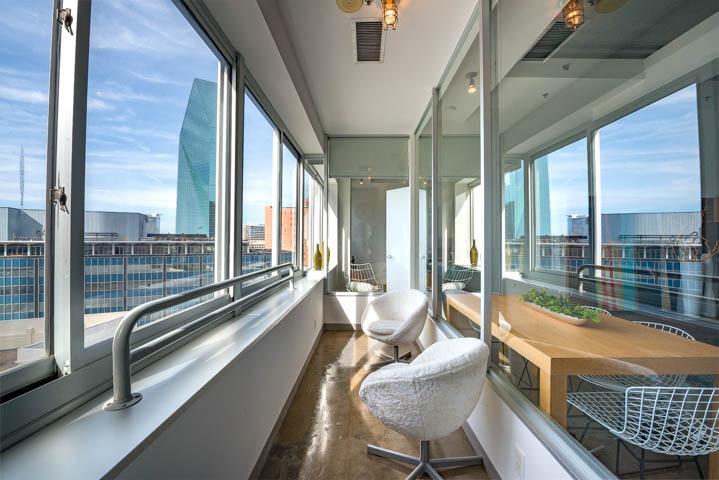 Downtown Dallas Lofts Apartments