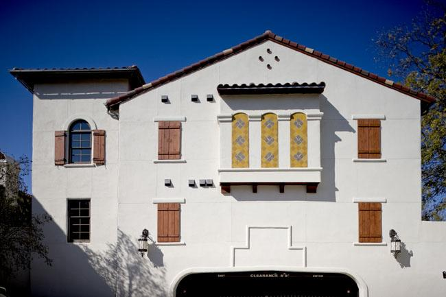 Spanish Style Townhomes Luxury Apartments On Henderson 067
