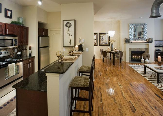 Uptown Lofts Apartment